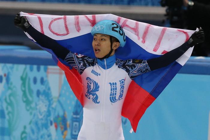 Герой Олимпийских игр в Сочи Виктор Ан