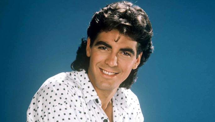 Джордж Клуни в сериале «Дни нашей жизни» (1979-1988)