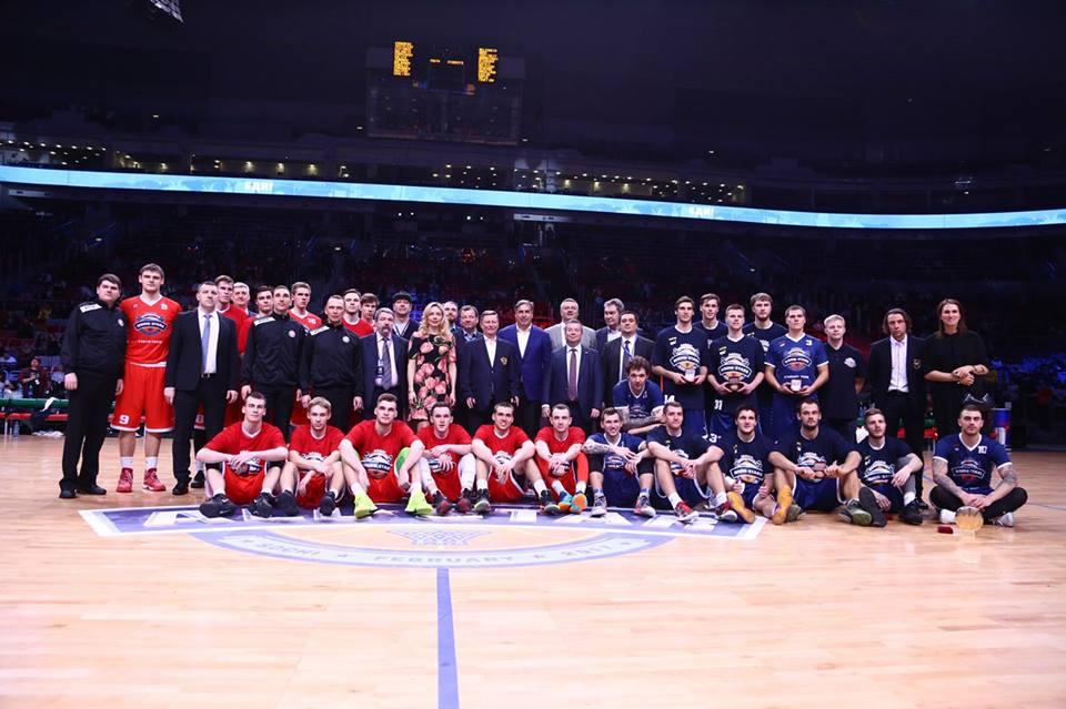 Студенческая Лига Втб По Баскетболу Ставки