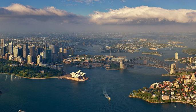 Россиян предупредили о вспышке норовирусной инфекции в Австралии