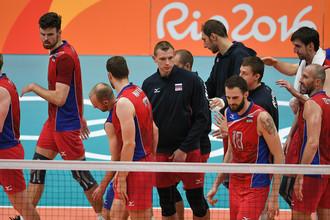 Мужская сборная России по волейболу начнет выступление на Мировой лиге 2 июня