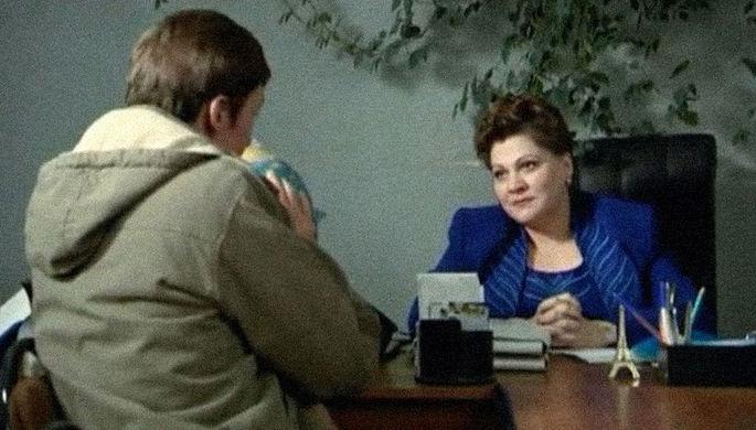Актриса Татьяна Малыщицкая в фильме «Вызов-2» (2006)