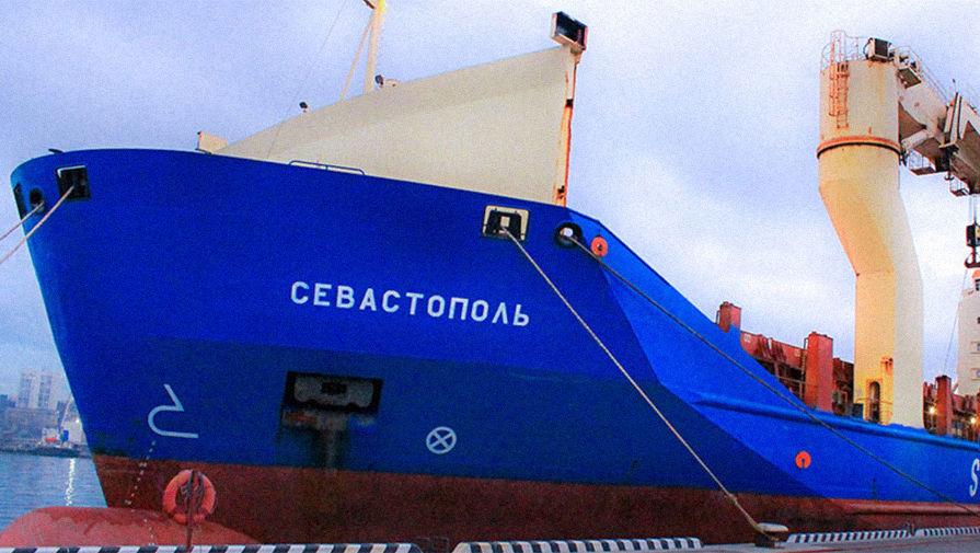 Хотят забрать себе: Сингапур арестовал российское судно