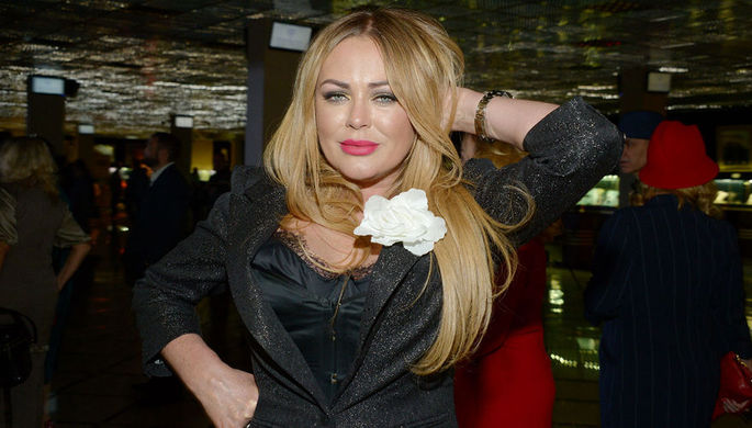 Певица Юлия Началова