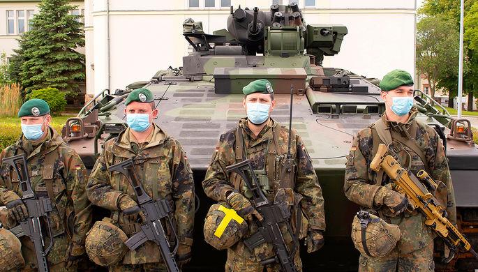 «Мы солидные партнеры»: Польша зовет военных США