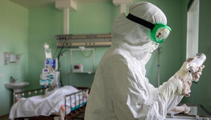COVID-19 в России: число заболевших за сутки приблизилось к 20 тыс.