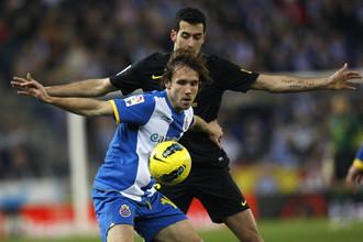 «Барселона» потеряла очки в дерби
