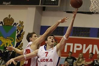 Владивосток, возможно, в последний раз увидел баскеибольный ЦСКА