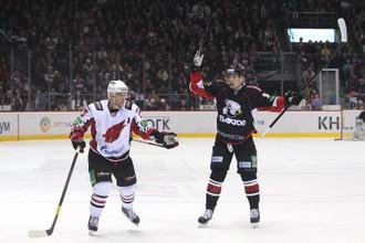В Челябинске команды показали результативный хоккей