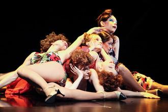 Спектакль «Моряки и шлюхи» на новой сцене театра «Мастерская Петра Фоменко»