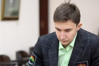 Сергей Карякин стартовал в победы