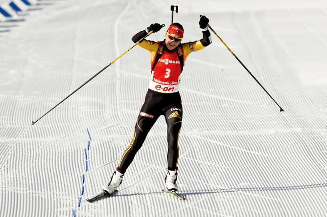 Анастасия Кузьмина из Словакии приходит третьей
