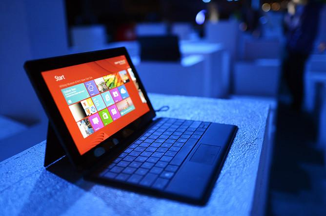 Microsoft �������� ������ ������������� ����������� Windows 8, ������������ � «���������...