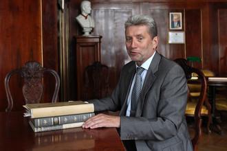 Александр Вислый, директор Российской государственной библиотеки или Здание Российской государственной библиотеки