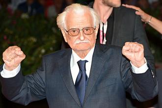 Режиссер Марлен Хуциев на 70-м Венецианском международном кинофестивале