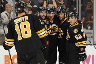 «Бостон Брюинз» — победитель регулярного чемпионата НХЛ — 2013/14