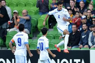 Сборная Узбекистана вышла в четвертьфинал Кубка Азии — 2015