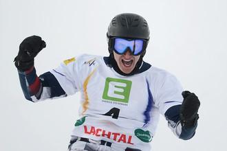 Андрей Соболев обыграл олимпийского чемпионата Вика Уайлда на этапе Кубка мира