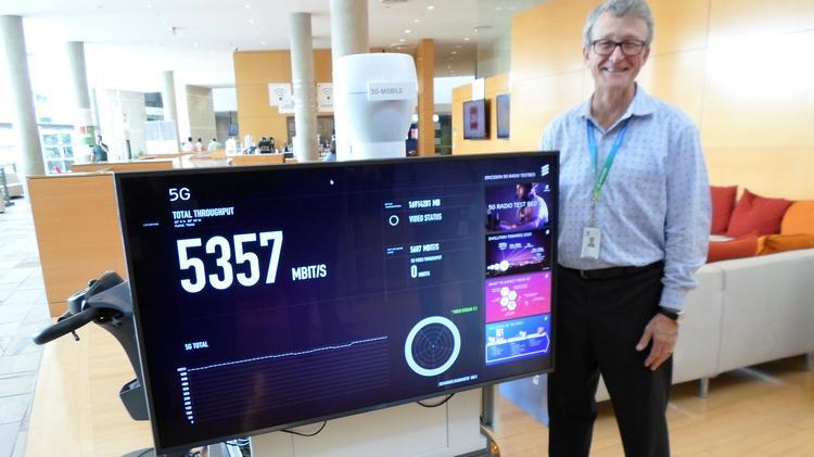 Ericsson ������������� ����� �� �������� 5G