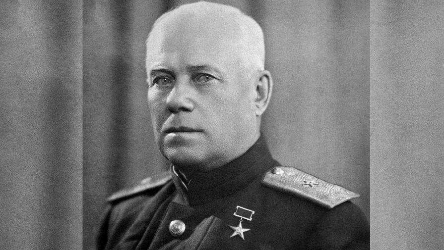 Российский оружейный конструктор Василий Алексеевич Дегтярев (1880-1949)