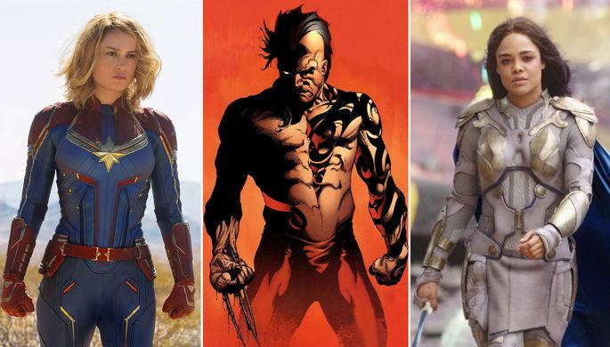 Капитан Марвел, сын Росомахи, Валькирия: Marvel хочет сделать фильм с главным героем-геем