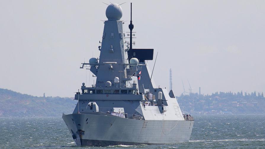 Посол России предостерег Британию от повторения инцидента с эсминцем в Черном море