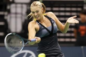 Мария Шарапова вышла в третий круг турнира в Токио