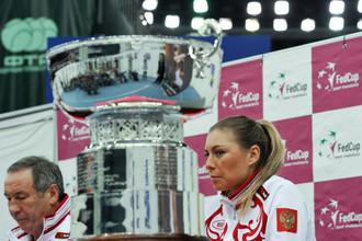 Капитаны сборных России и Чехии считаю равными шансы на победу в финале Кубка Федерации