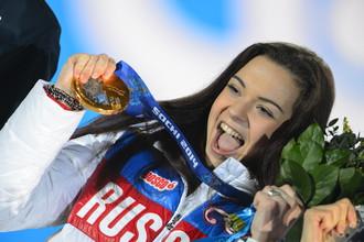 Аделину Сотникову могут лишить золотой медали Олимпиады в Сочи