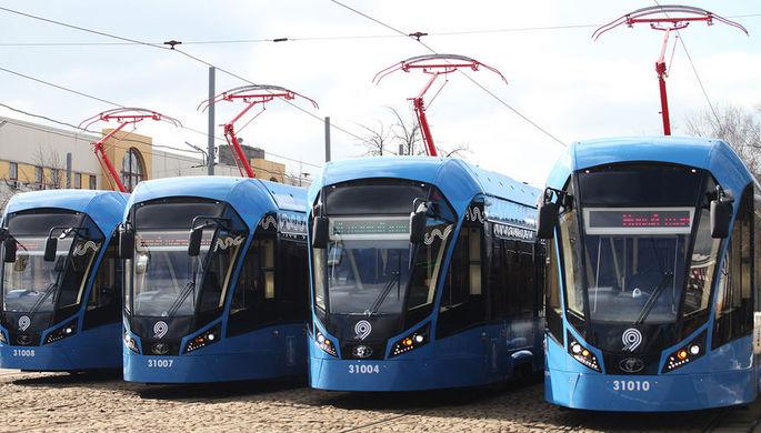 В 2017 году в Москве впервые в истории отечественного транспортного машиностроения на улицах стали...