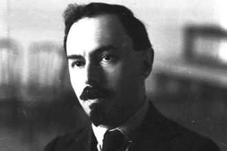Первый нарком финансов СССР Григорий Сокольников