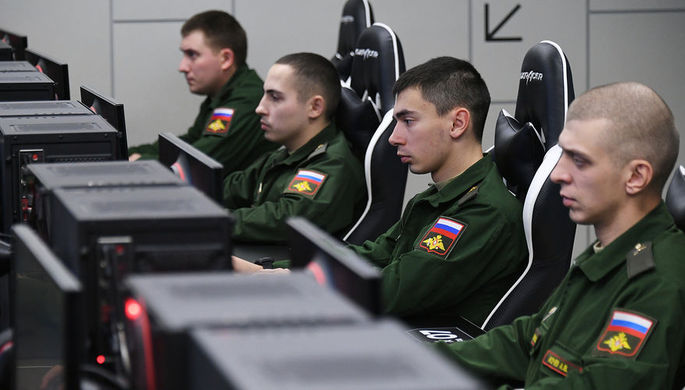 На страже кибермира: в армии России появятся антихакеры