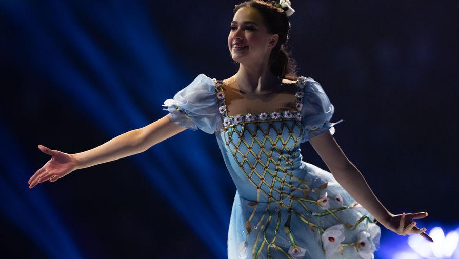 Загитова примет участие в ледовом шоу Навки