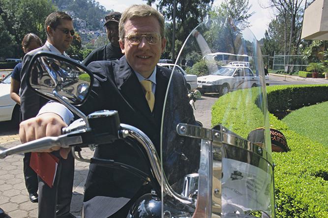 Алексей Кудрин, 2003 год