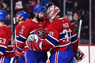 Хоккеисты клуба НХЛ «Монреаль Канадиенс»