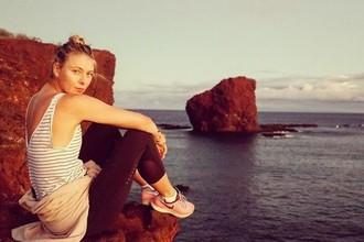 Мария Шарапова рвется к победе в Мельбурне