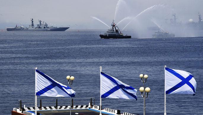 «Амбиции выросли»: в ФРГ оценили проект авианосца России