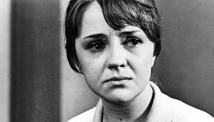 Екатерина Градова в картине «Семнадцать мгновений весны», 1974 год