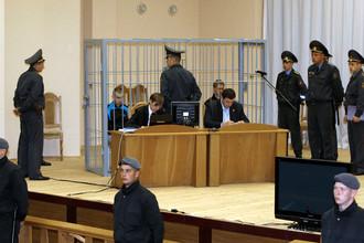 В Минске продолжается суд над Дмитрием Коноваловым и Владиславом Ковалевым