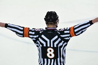Судья Континентальной хоккейной лиги (КХЛ)