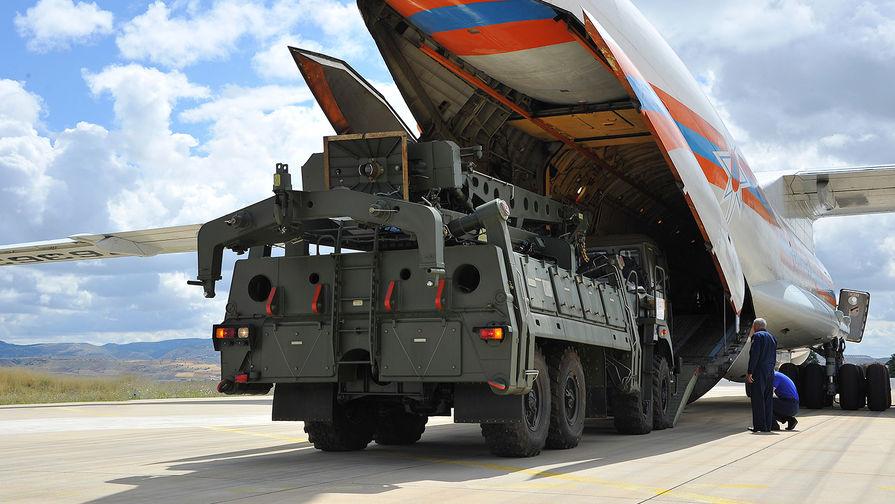 Стрельба у Черного моря: Турция испытала российские С-400