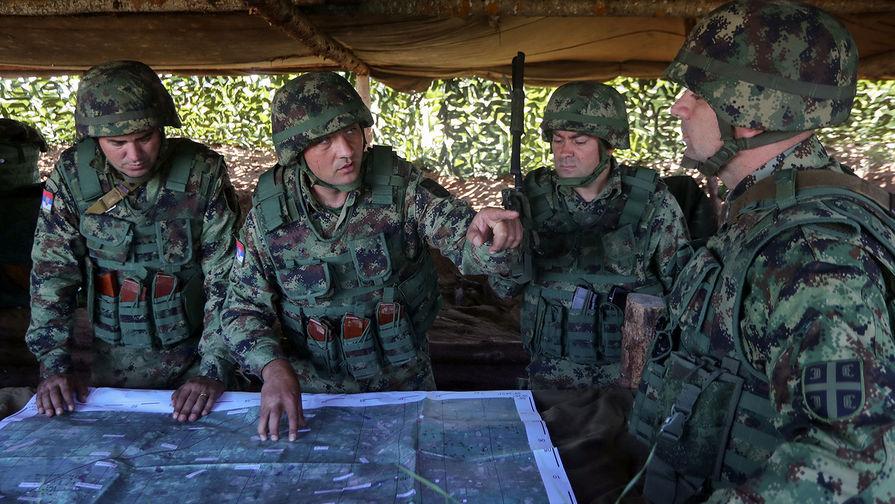Евросоюз надавил: Сербия отказалась от военных учений с Белоруссией