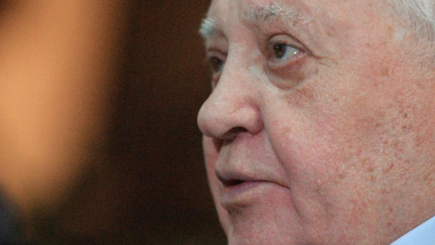 Горбачев отметил успехи российской науки в борьбе с коронавирусом