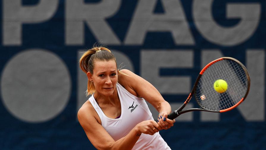 Задержанной в Париже российской теннисистке предъявили обвинения