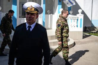 Экс-глава ВМС Украины Сергей Гайдук