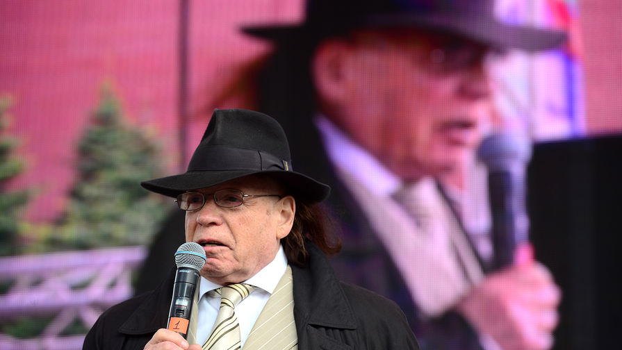 """""""Посадили из-за меня"""": Радзинский рассказал об аресте сына"""