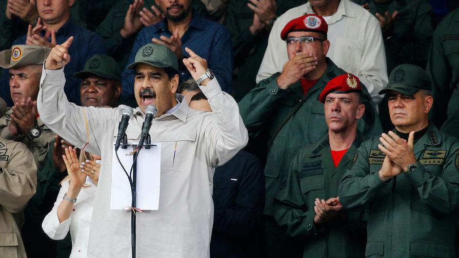 «Маленький гринго, мы готовы»: ВС Венесуэлы ждут США с оружием