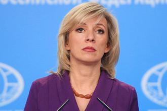 «СМИ переврали слова Лаврова»: Захарова о вопросе Курил