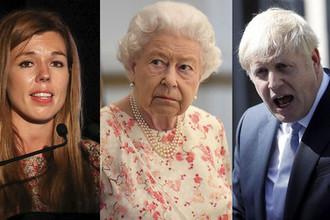 «Страшная неловкость»: Джонсон не представит невесту королеве