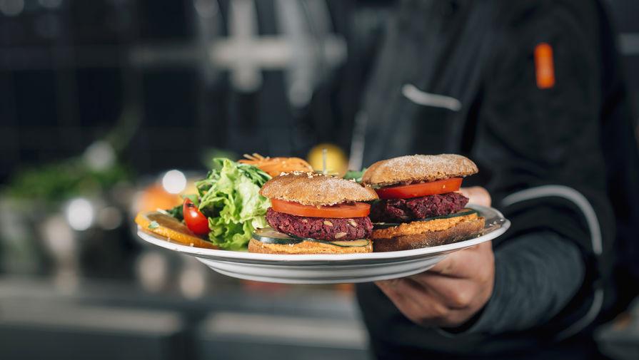 McDonalds будет продавать бургеры без мяса